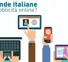 Quante aziende italiane sfruttano le opportunità offerte dalla pubblicità on line?
